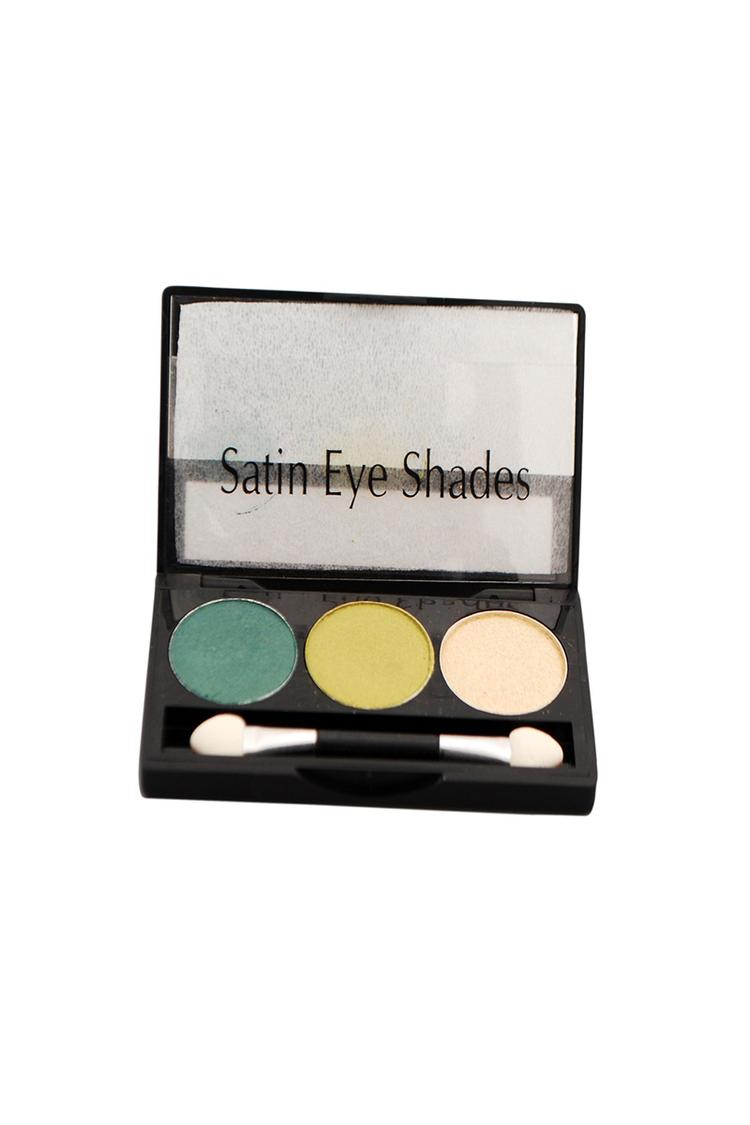 Coloressence Satin Eye Shades Palette Summer Field