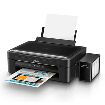 Ink Tank Printers, Printers, Epson, Epson L380 All-in-One Ink Tank Printers