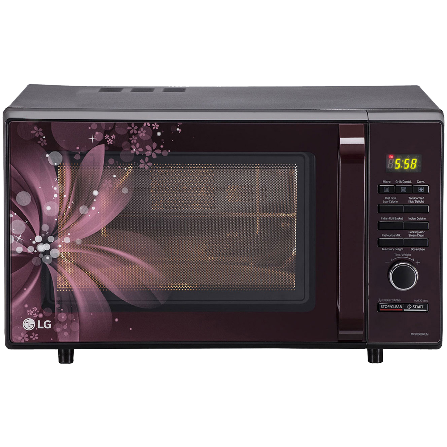 Home Home Appliances Microwave Ovens Convection Lg 28l