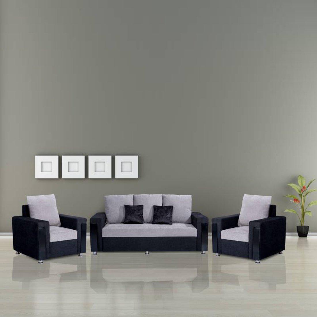 Grey Black Sofa Set Awesome Home