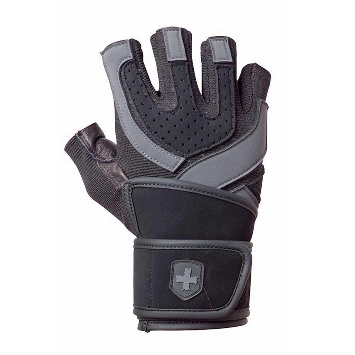 Harbinger Womens Wristwrap Gloves: Buy Harbinger Train Grip Gym Gloves Online India
