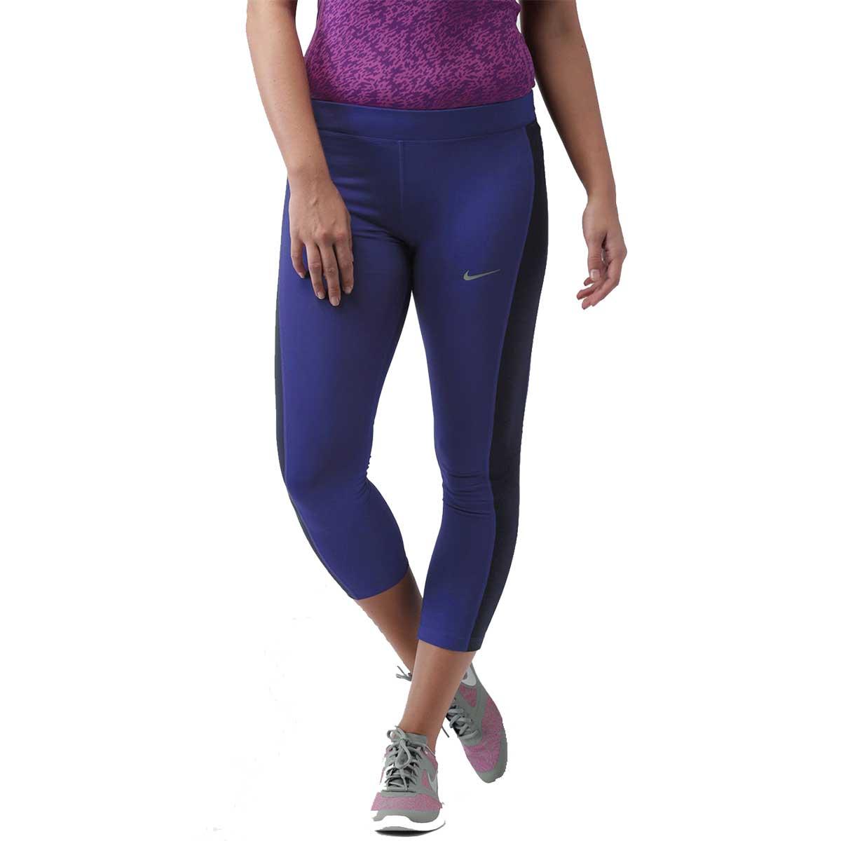 Buy Nike Womens Dri Fit Essential Crop Tights Online India