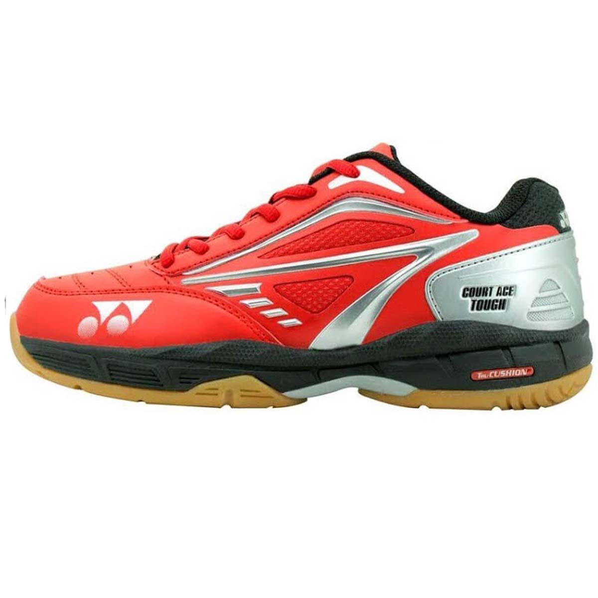 Buy Yonex Court Ace Tough Badminton Shoes Red Black