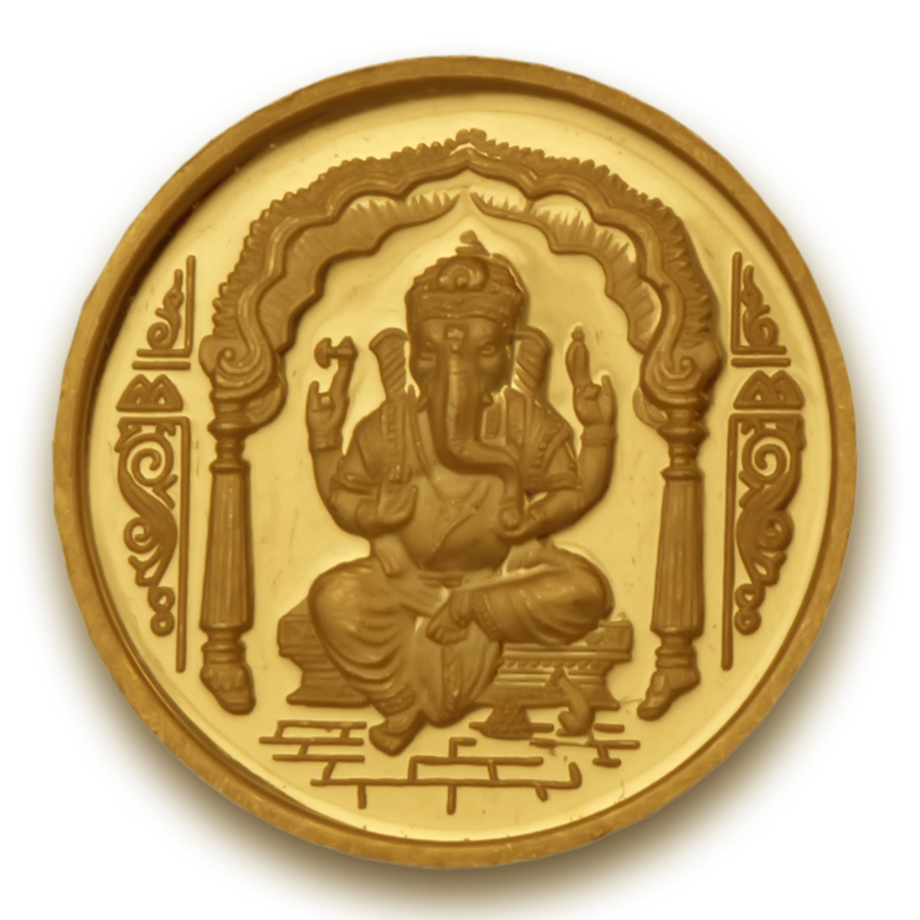 5 Gm Gold Coin May 2019