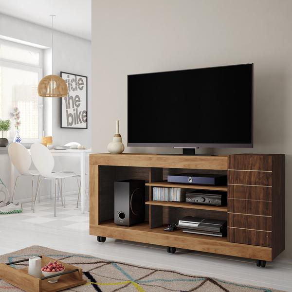 Buy Modular Kitchens And Wardrobes In Gurgaon Delhi Ncr: Buy Wooden TV Unit Online India {Walnut TV Unit} @Evok
