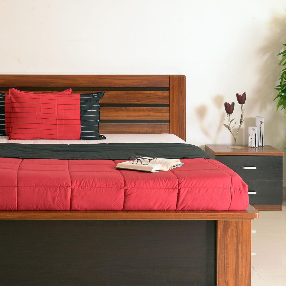 Hamburg Queen Bed With Storage