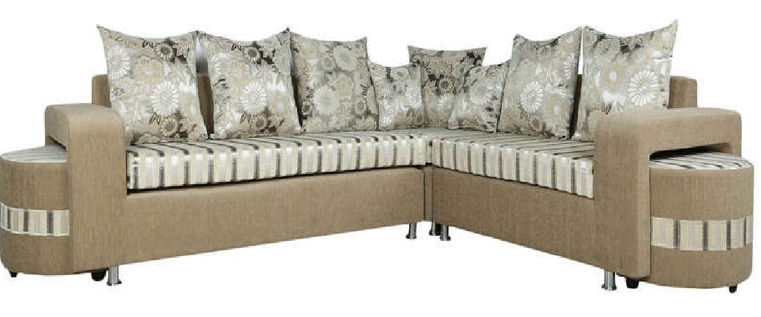 Buy Bantia Gatos Lshape Sofa Online In India At Best Price