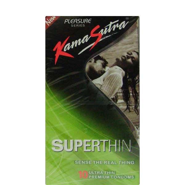 Buy Kamasutra Super Thin Condoms Online 10s Best Deals