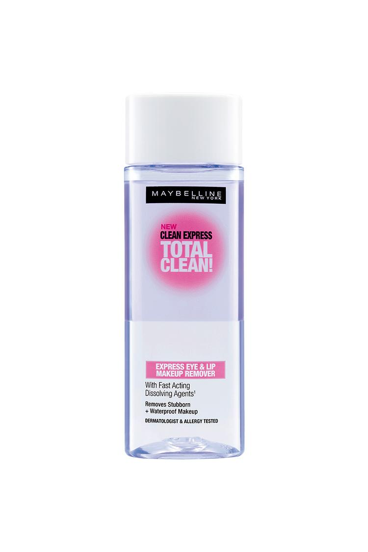 Maybelline Clean Express Total Clean Makeup Remove