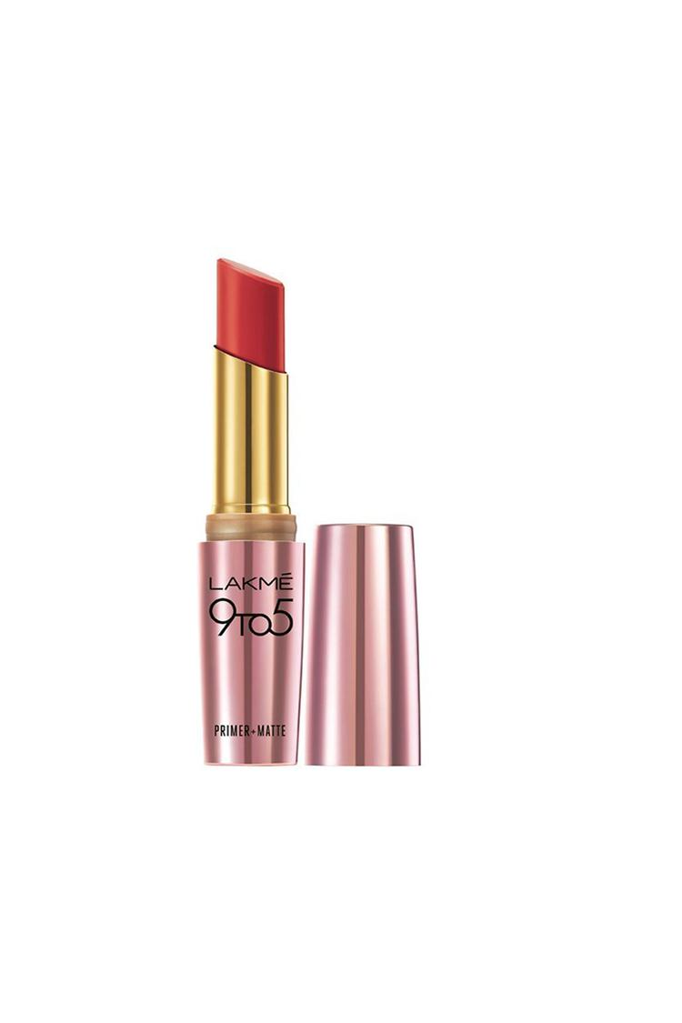 Lakme 9 To 5 Primer With Matte Lip Color, Mr12 Cri