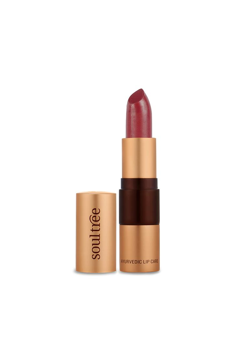 Soultree Ayurvedic Lipstick Wild Honey 811 4.5Gm